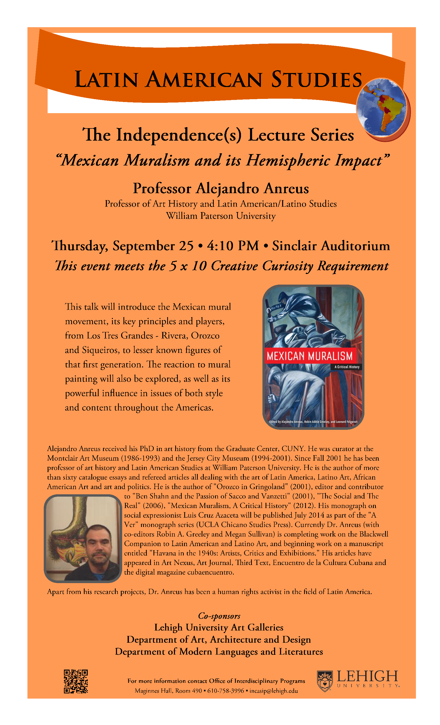 bibliography on the mexican muralist movement essay