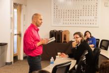 2017, Juane Pablo Dabove, Juane Pablo Dabove Lecture, LAS, Latin American and Latino Studies